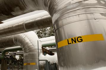 Projet d'exportation de gaz naturel Des groupes réclament une évaluation environnementale)