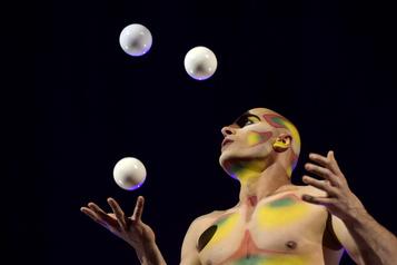 Le Cirque du Soleil dans votre salon