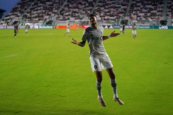 MLS Le CFMontréal l'emporte contre l'Inter Miami)