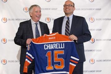 Analyse des 31clubs de la LNH: les Oilers d'Edmonton