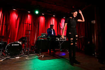 M pour Montréal : prometteuse Naya Ali