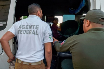 Le Mexique promet d'expulser les migrants entrés par la force