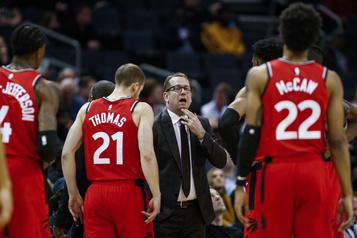Raptors: «Les joueurs ont l'air en forme», dit Nick Nurse)