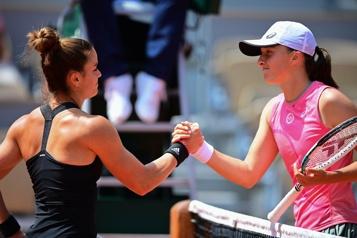 Roland-Garros La championne en titre Iga Swiatek éliminée)