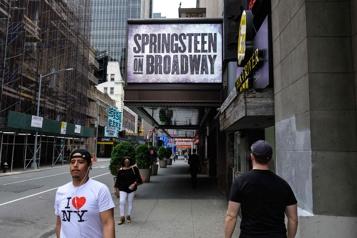 Springsteen on Broadway Les vaccinés au AstraZeneca pourront finalement aller au spectacle)