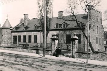 Le musée du Château Ramezay célèbre ses 125ans )