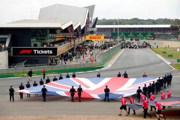 F1: Silverstone pourrait accueillir deux Grands Prix cet été)