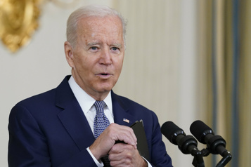 Avortement Joe Biden dénonce l'encouragement ??pernicieux?? à la délation au Texas)
