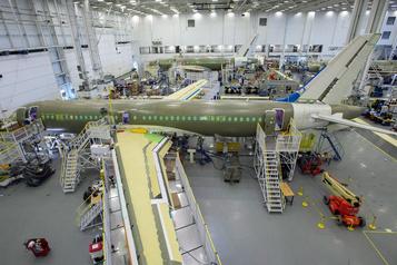 Airbus réduit sa production d'un tiers pour s'adapter à la demande