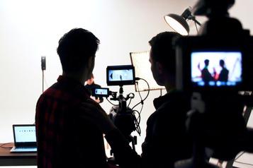 Tournage et COVID-19: «Une leçon pour les producteurs»