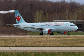 Air Canada domine le palmarès des plaintes aux États-Unis)