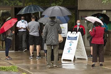 Ottawa recommande de vacciner plus de 80% de la population admissible)