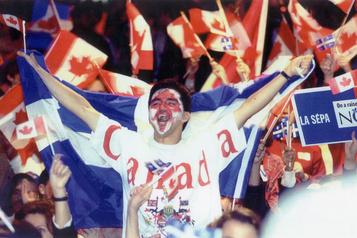 Les 25ans du référendum de 1995 L'ex-président de Telus fier d'avoir aidé lecamp duNon)