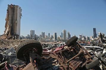 Liban Un an après l'explosion, unpaysendéroute )