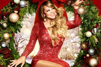 Mariah Carey fête Noël sur Apple TV Plus )