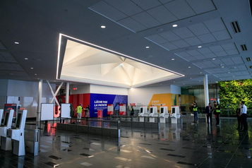 Nouvelles installations à Montréal-Trudeau pour les correspondances