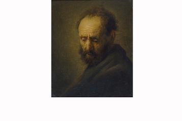 Un faux Rembrandt pas si faux que cela)