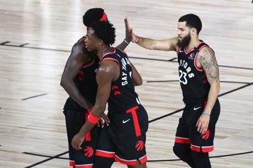Raptors de Toronto Plusieurs absents de taille contre les Pistons)