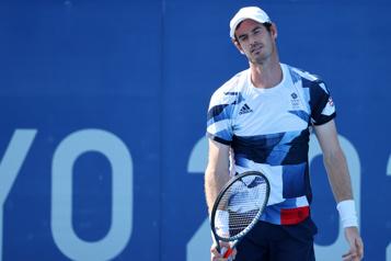 Tennis en double Andy Murray éliminé en quarts de finale du double)