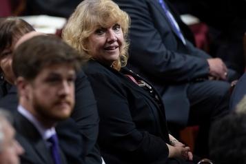 Le Sénat impose une nouvelle suspension à Lynn Beyak