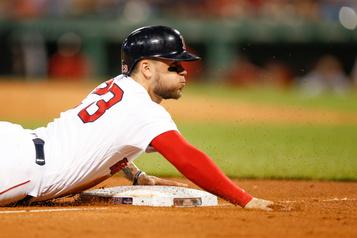Red Sox: Michael Chavis sur la liste des blessés