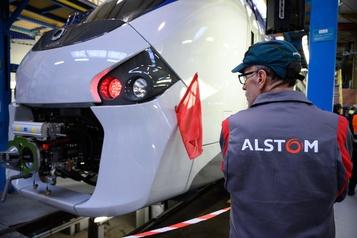 Rachat de Bombardier Transport: Alstom va «tenir compte» de ses difficultés )