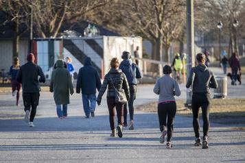 Montréal pourrait fermer ses parcs