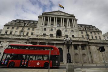 Le Royaume-Uni étudie un projet de monnaie numérique)