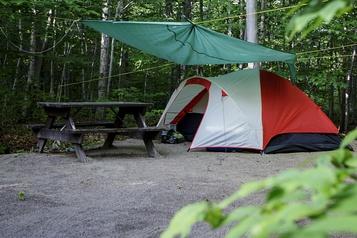Les campings pris d'assaut)