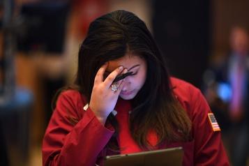 Les bourses nord-américaines connaissent leur pire semaine depuis 2008