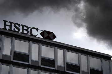Évasion fiscale: près de 200 millions d'amende pour HSBC