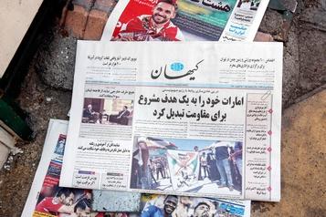 Accord Israël-Émirats: un journal iranien juge AbouDabi «cible légitime»)