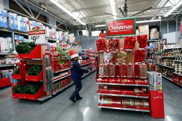 Walmart rassure sur la consommation pendant les fêtes