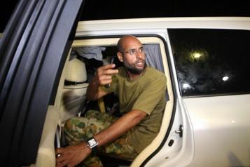 Libye Le fils de Kadhafi songe à se présenter à la présidentielle)