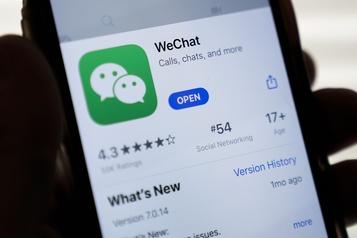 Une juge suspend l'interdiction d'utiliser WeChat aux États-Unis)
