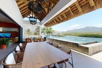 La perle exotique de la semaine Luxueux appartement-terrasse à l'île Maurice)