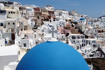La Grèce ouvrira son ciel à 29pays dès le 15juin)