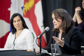 Montréal a atteint le sommet de sa courbe, selon la santé publique