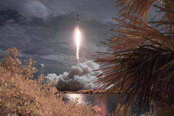 SpaceX: signal d'alarme pour le programme spatial russe)