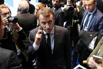 Macron espionné sur Pegasus Israël assure à la France prendre l'affaire «au sérieux»)