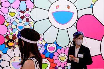 Une ambitieuse exposition d'art contemporain ouvre à Tokyo)