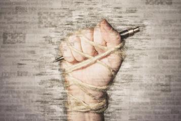Les défis de la liberté de presse )