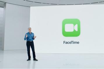 Apple offre FaceTime à tous)