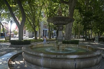 Madrid Le Paseo del Prado et le parc du Retiro au Patrimoine mondial de l'UNESCO)