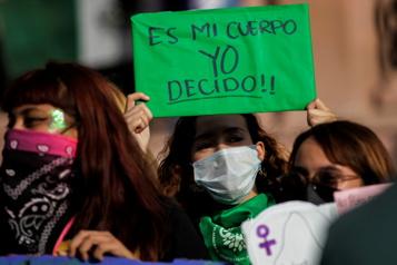 Criminalisation de l'avortement Une deuxième loi jugée inconstitutionnelle au Mexique)