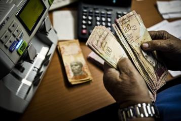 Venezuela Face à l'inflation de 3000%, des billets de 1 million de bolivars sont émis)