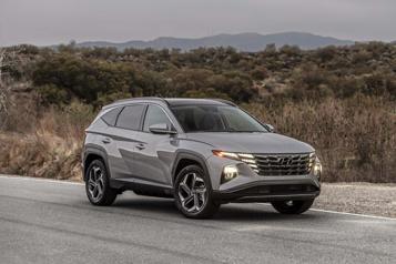 Hyundai Tucsonhybride: plus dedétails sur lalivréeenfichable)