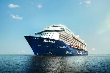 Le coronavirus détecté à bord du premier bateau de croisière à revenir en Grèce)