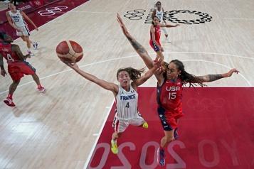 Basketball féminin Les Américaines continuent leur séquence)