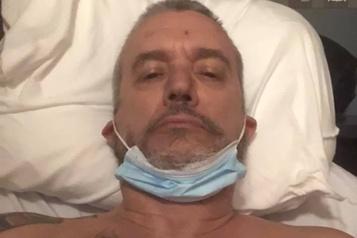 Dan Bigras sérieusement blessé dans un accident de VTT)